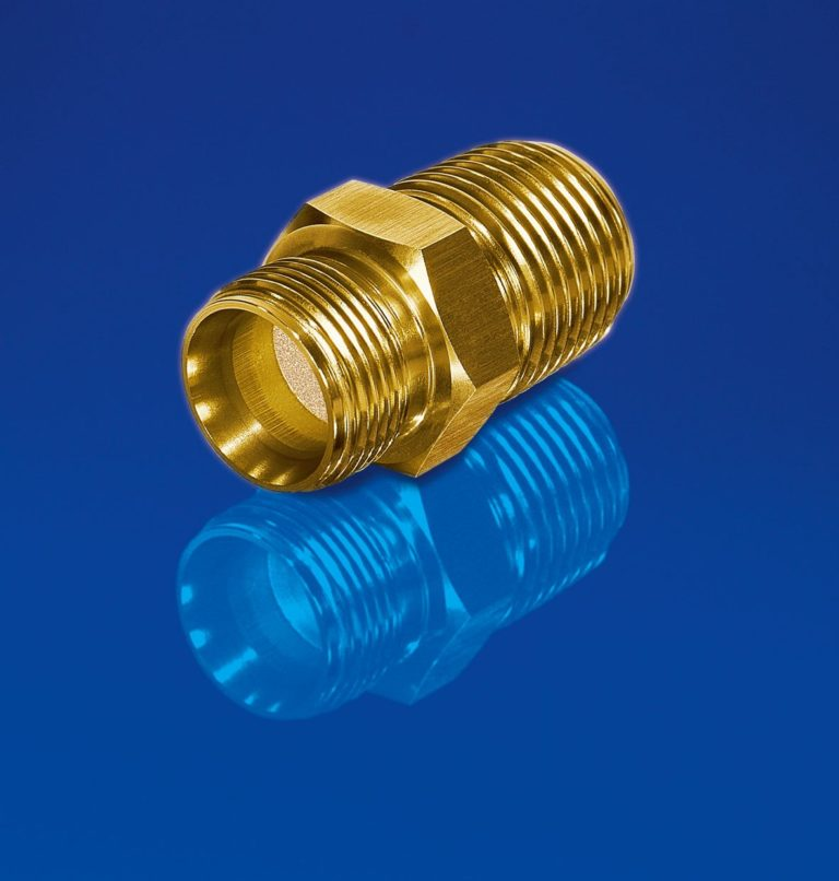 Application filtration Réducteur de débit