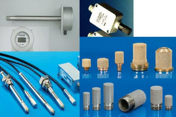 Application filtration protection de capteur