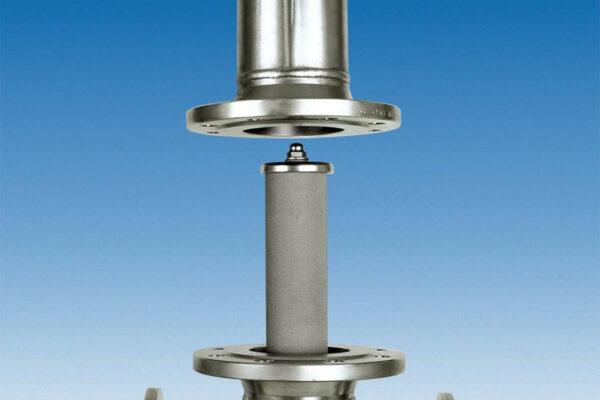 Application filtration vapeur