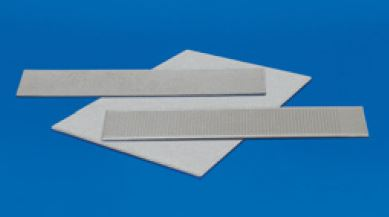 Plaques poreuses 316L grandes dimensions
